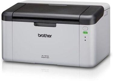 Brother HL-1211W Single Function Mono Laser Printer Price in India