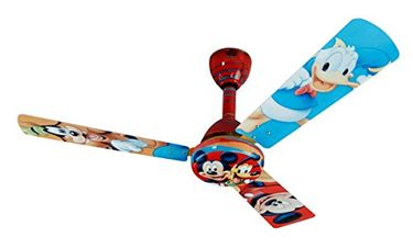 Bajaj Disney Micky & Friends 3 Blade (1200mm) Ceiling Fan Price in India