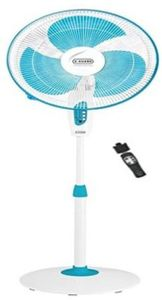 V-Guard Finesta Remote 3 Blade (400mm) Pedestal Fan Price in India
