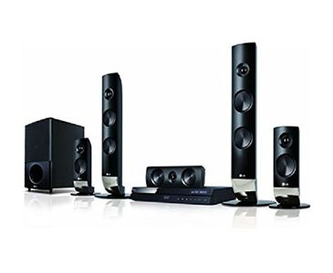 LG DH6320 5.1 Home Theatre Price in India