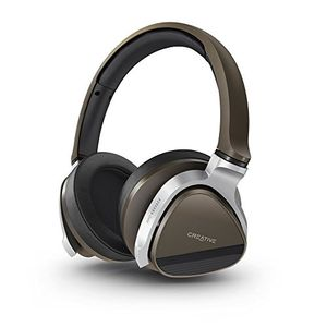 Creative Aurvana Gold On the Ear Bluetooth Headset Price in India