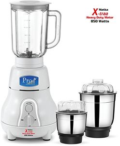Prolife Matka 850W Mixer Grinder Price in India
