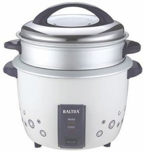 Baltra Regular BTD-1000 2.8 Litre Electric Rice Cooker Price in India