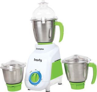 Crompton Greaves Frosty TD62 650W Mixer Grinder Price in India