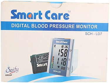 Smart Care SCH LD7 Blood Pressure Monitor Price in India