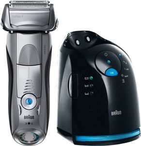 Braun 799CC-6WD Series-7 CC4 Wet & Dry Shaver Price in India