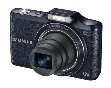Samsung WB50F 16.2MP Smart WiFi and NFC Digital Camera Price in India