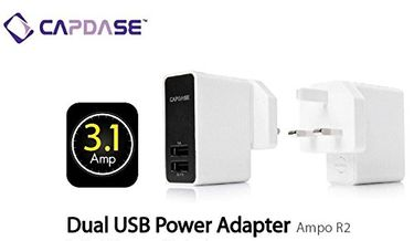 Capdase ADCB-AR02 Power Adaptor (for iPhone 5) Price in India