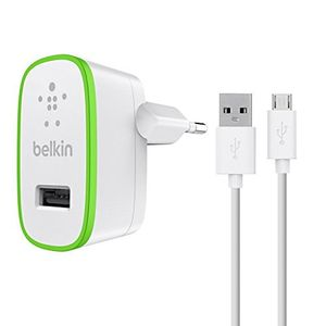 Belkin F8M667VF04 Wall Charger (with Micro Usb Cable) Price in India