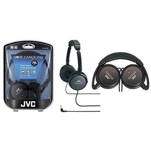 JVC HA-NC80 On-the-Ear Headphones Price in India