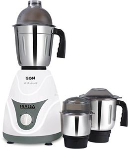 Inalsa EON 550W Mixer Grinder Price in India