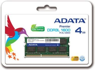 Adata Premier (ADDS1600W4G11-R) 4GB DDR3 Laptop RAM Price in India