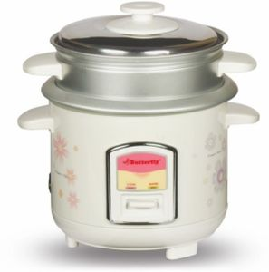 Butterfly KRC-08 0.6 Litre Electric Cooker Price in India