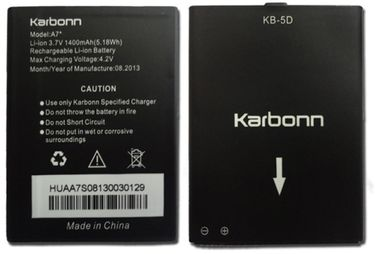 Karbonn A7 Star Mobile Battery Price in India