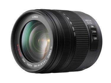 Panasonic Lumix G Vario HD 14-140mm F4.0-5.8 ASPH MEGA OIS Lens Price in India