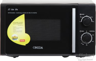 Onida MO20SMP11B 20 Litres Solo Microwave Oven Price in India