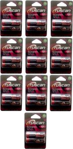 Tuscan AA Ni-Mh 1.2v 800mAh (Pack Of 10) Rechargeable Battery Price in India