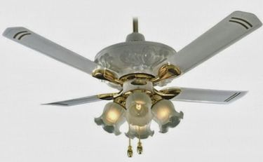 Breezalit Venus 4 Blade (1200mm) Ceiling Fan Price in India