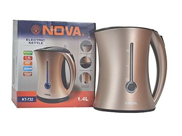 Nova KT-732 1.4 Litre Electric Kettle Price in India
