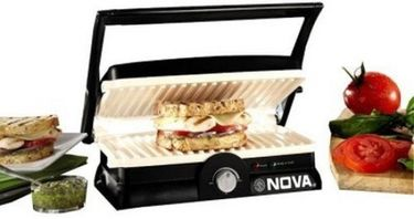 Nova NGS-2455 Grill Sandwich Maker Price in India