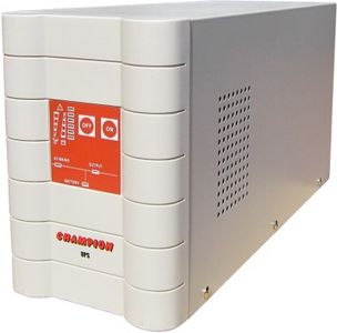 Champion UPS-1000LB Line Interactive Sine-Wave UPS (External Battery) Price in India