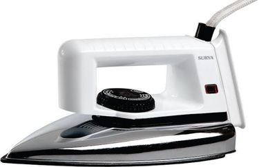 Surya Krisp 1000W Dry Iron Price in India