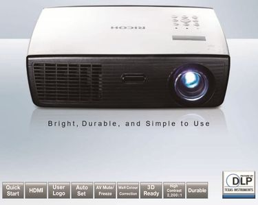 Ricoh PJS2130 DLP Education Projector Price in India