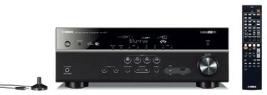 Yamaha RXV577 B 7.2-Channel AV Receiver Price in India
