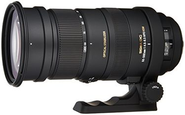 Sigma APO 50-500mm F4.5-6.3 DG OS HSM Telephoto Lens (For Sony) Price in India