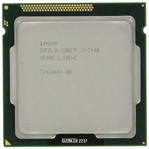 Intel Core i5-2400 Quad Core Processor Price in India