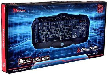 Tt eSPORTS Thermaltake Gaming Keyboard Price in India