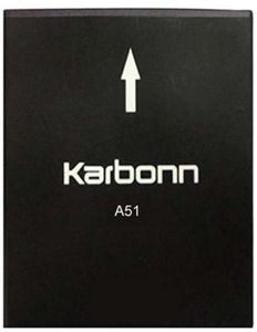 Karbonn A51 2000mAh Battery Price in India