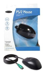 Belkin F8E812 PS2 Mouse Price in India