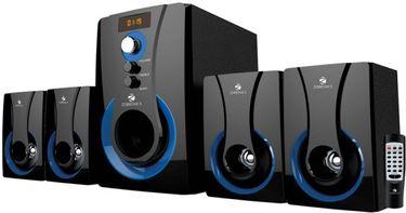 Zebronics SW3490RUCF 4.1 Multimedia Speaker Price in India