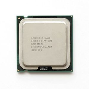 Intel Core 2 Quad Q6600 2.4Ghz Processor Price in India
