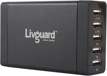 Livguard MC-Liv-USB-Penta USB Charger Price in India