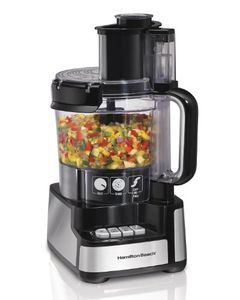 Hamilton Beach 70725 12-Cup Stack and Snap Food Processor Price in India