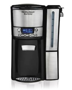 Hamilton Beach Brew Station 47950 12-Cup Coffee Maker Price in India