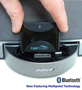 CoolStream Duo BTR102 Bluetooth Adapter Car Kit Price in India