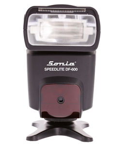Sonia DF-600 TTL Speedlite Flash Price in India