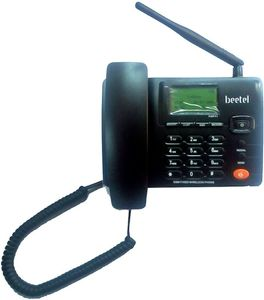 Beetel F1 GSM Corded Landline Phone Price in India