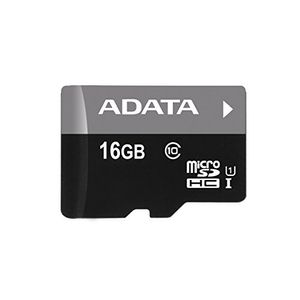 AData 16GB MicroSDHC Class 10 Memory Card Price in India
