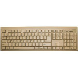 KeyTronicEMS KT400P1 PS2 Keyboard Price in India