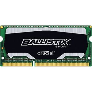 Crucial Ballistix (BLS8G3N18AES4) Sport 8GB DDR3 DDR3 RAM Price in India