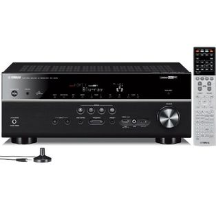 Yamaha RX-V675 7.2 Channel Network AV Receiver Price in India