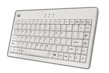 Adesso (AKB-110B) EasyTouch Mini USB Keyboard Price in India