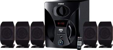 Envent Ace 5.1 Multimedia Speaker System Price in India