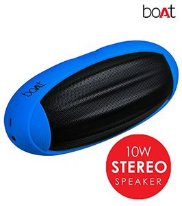 Boat Rugby Wireless Speaker Price in India