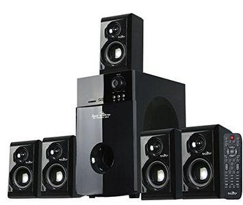Jack Martin JM-7600 Mini Hi-Fi 5.1 Multimedia Speaker System Price in India