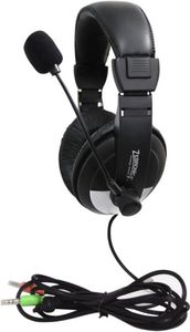 Zebronics ZEB-100HMV Headset Price in India
